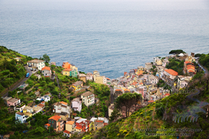 Fishing Village, Cinque Terre, Italy, Italian Riveria