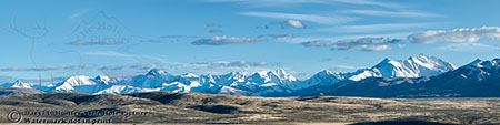 Lost River Range, central Idaho, Challis, Idaho