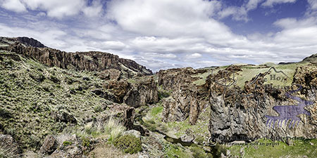 Succor Creek, Owyhee Country Oregon