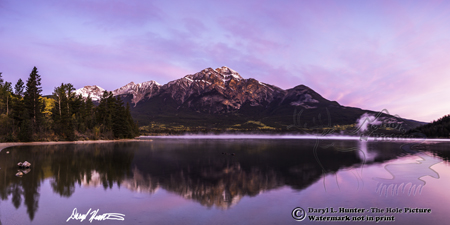 Pink Pyramid Lake, Sunrise, reflection, Pink Sky, calm water, tranquil
