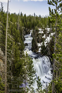 Yellowstone's Keppler Cascades